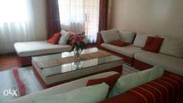 Kiambu Rd Specious 3Bedroom (master en-suite) Fully Furnished For Rent