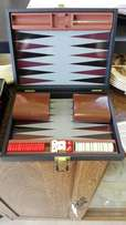 Backgammon board game (p2877/31)