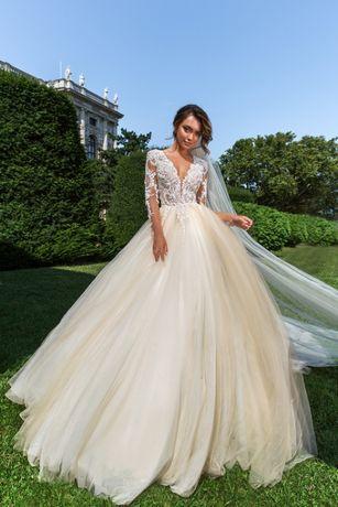 Suknia ślubna Crystal Design Model Belle Stalowa Wola Olxpl