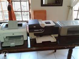 3 Hp printers for sale