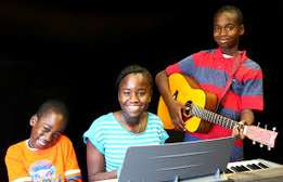 Music classes- Guitar and piano