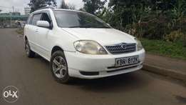 Toyota Fielder KBN,1500cc,Very Clean and in Excellent condition!!