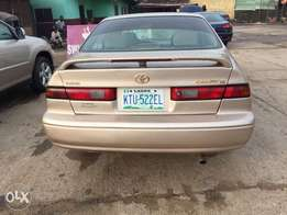 Registered Toyota Camry Tinylights