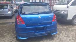 Fully loaded Suzuki Swift available for sale.