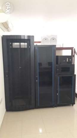 Racks and cabinets