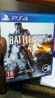 Battlefield 4 ps4 used