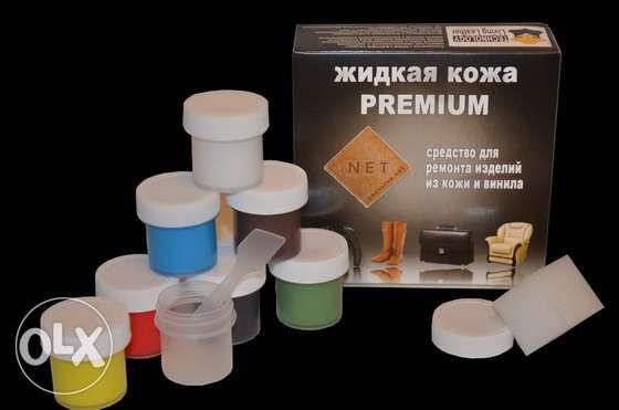 ba0ebc64e105 Жидкая кожа для ремонта изделий из кожи и кожзама 20 мл Днепр - изображение  4