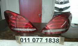 Mercedes-Benz C-Class W205 Taillights for Sale
