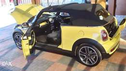 MINI Cooper S convertible for sale
