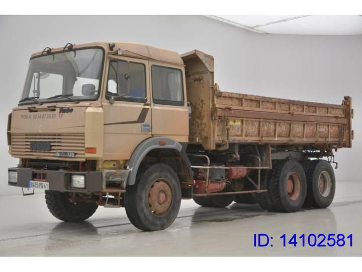 Iveco 260E 30 - 6X4 - 1988