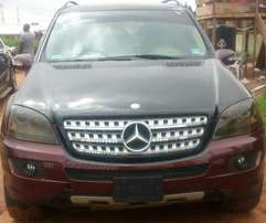 Direct Belgium Mercedes Benz ML350 full option 2007/2008.