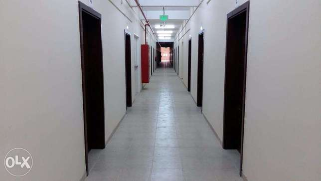 124 Room - Labor camp for rent
