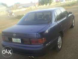 Toyota Camry v6 Orobo sky blue for give away price