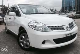 Nissan Tiida latio quick sale