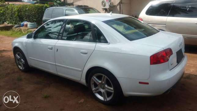 Audi A4, Full Option Direct Belgium 2007 Benin City - image 3
