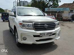 Landcruiser V8 for sale (petrol)