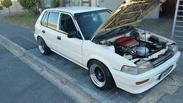 toyota tazz for sale R18000
