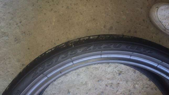 Chris new secondhand tyres for sale Johannesburg CBD - image 1