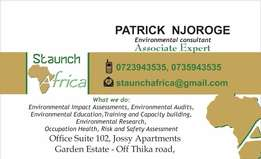 Environmental Impact Assessments Experts