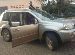 Nissan X-Trail Sunroof for sale