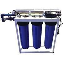 Whole House Water Filtering System with UV Sterlizer