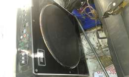 Starsound bakkie amp and sub