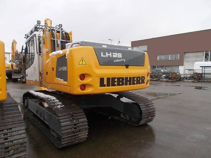 Liebherr LH 26EC - 2016