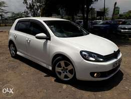 Volkswagen Golf 2010 Mark 6 Kcn Hline