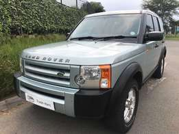 2006 Land Rover Discovery 3 Td V6 S A/t