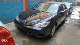 Super Clean Tokunbo Toyota Camry 2004 XLE