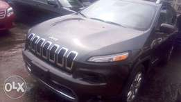 Cherokee Jeep 2015 Model Full Option.