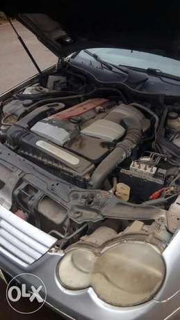 Benz C200 compressor in a good working condition Mosan/Okunola - image 4