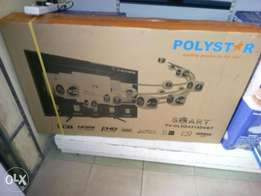 Polystar 43 inches android smart