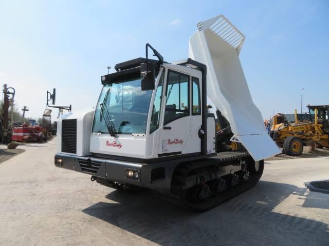 Bergmann 4010 Rotation Track Dumper - 2016