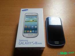 Galaxy Samsung S3 mini like new