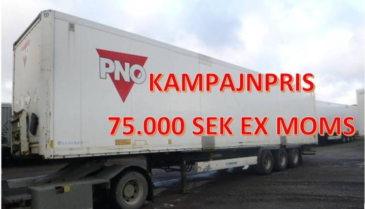Krone Box - Huckepack - Douplestock - Wrg 575 - 2011
