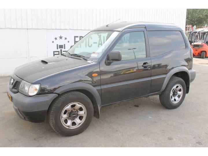 Nissan Terrano Bedrijfswagen - 2004