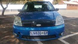 2005 Ford Fiesta 1.4 Hatch back Selling Price R49,999 Negotiable