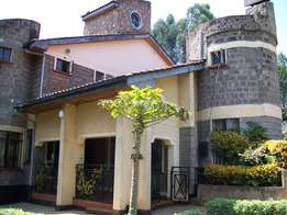 Kibagare way-Loresho Nairobi 5 Brm Double storey residence for sale!