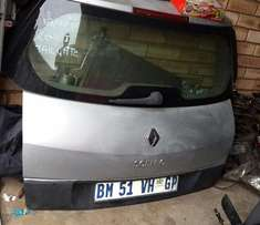 2005 Renault Scenic II Tail gate for Sale R2500