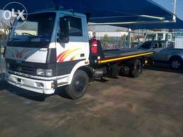 All round towing
