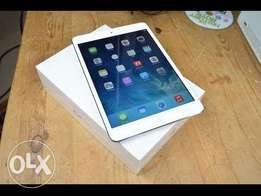 Ipad Mini 2 White 25,999/= New n Sleek n Classy! Accessories available