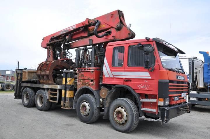 Scania 113 8x4 Seperatlastare - 1996