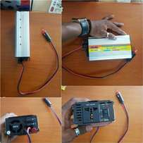 car inverter(enables you to plug your home extension in your car)