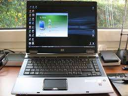 hp core 2 duo laptop in perfect condition