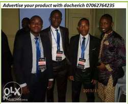 Do u want to take your business to the next level, call docherich