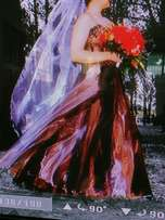 Beautiful matric farewell/ wedding dress