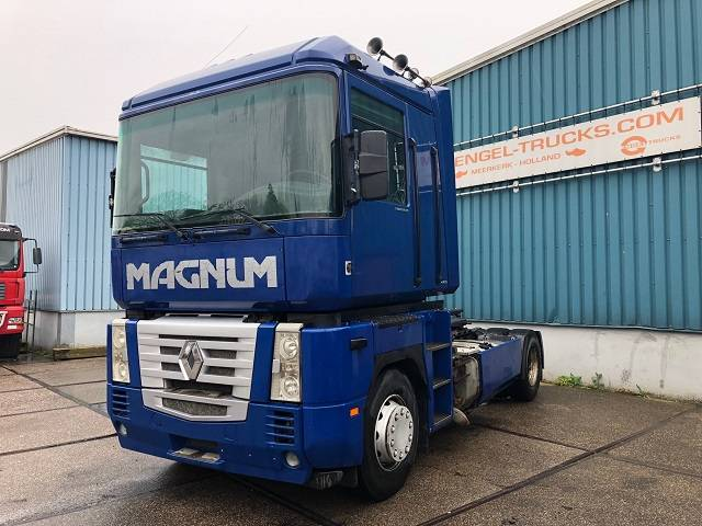 Renault AE440 MAGNUM (MANUAL GEARBOX / ZF-INTARDER / AIRCONDITION... - 2005