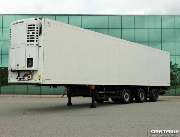 Schmitz Cargobull 3 AS WIDE SPREAD 2 TONS KLEP THERMO KING SL20e - 2008