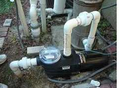 call for pumping machine